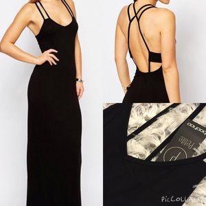 Boohoo Petite Dresses & Skirts - Boohoo Strappy Back Maxi Dress NWT