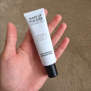 Makeup Forever Other - Makeup Forever Step 1 Hydrating Primer