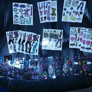 monster high Other - Monster High Stickers