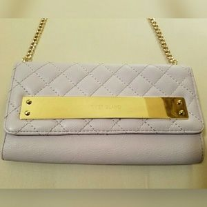 River Island Handbags - NWOT Lilac crossbody purse