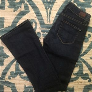 PAIGE Jeans - Paige Skyline Boot Petite