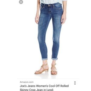 Joe's Jeans Lyndi crop
