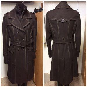 Miss Sixty Jackets & Blazers - Miss Sixty Trench Coat