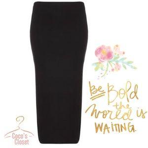 Simply Be Dresses & Skirts - Ankle-length tube skirt