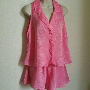Vintage Other - Vintage VS Short Pajama Set - NWOT