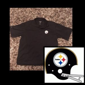 Antigua Other - Pittsburgh Steelers Logo Top