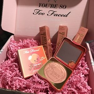 Too Faced Other - Too Faced Papa Don't Peach Blush