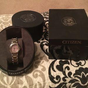 Citizen Accessories - Woman's Citizen Eco -Drive watch ⌚️ new