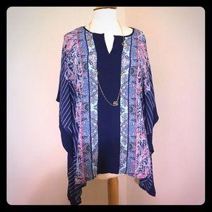 Kimono flowy top