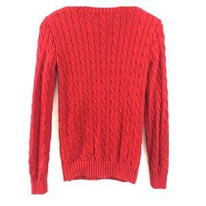 Ralph Lauren Sweaters - Ralph Lauren Sport knit pullover in Crimson Red