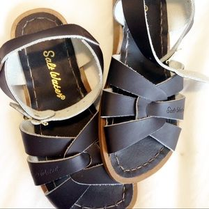 Salt Water Sandals by Hoy Other - Salwater Sandals -NEW-never worn, Kids 13