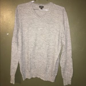 J. Crew Other - JCrew Men's Gray Sweater Medium
