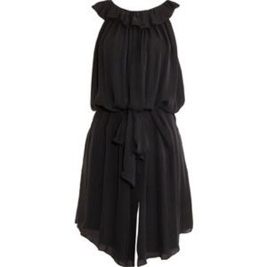 L'AGENCE Dresses & Skirts - L'AGENCE $595 silk frayed edge belted dress 6