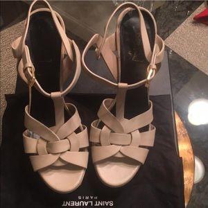 Saint Laurent Shoes - Saint Laurent 'Tribute' Sandal (Women)