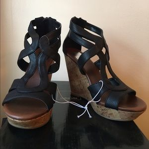 DV by Dolce Vita Shoes - Dolce Vita for Target cork wedge sandals