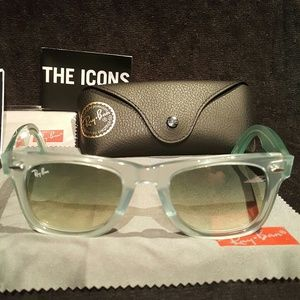 Ray-Ban Accessories - Ray Ban RB2140 6058/3M