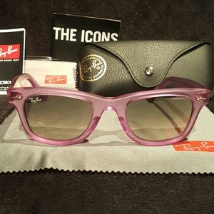 Ray-Ban Accessories - Ray Ban RB2140 6056/32 50mm