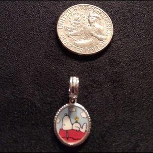 Jewelry - Snoopy pendant/925.