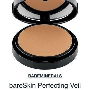 bareMinerals Other - BareSkin Perfecting Mineral Veil Tan Dark