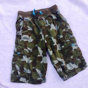 Other - Boys camo shorts