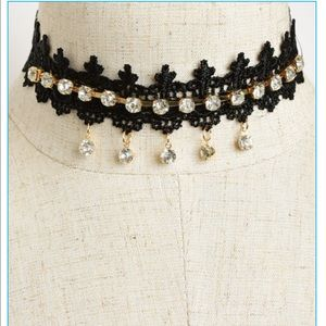 Jewelry - MULTI STONE PAISLEY NECKLACE CHOKERS