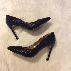 Banana Republic Shoes - Banana Republic Quilted Ninah Heels
