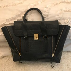 Phillip Lim 3.1 black bag