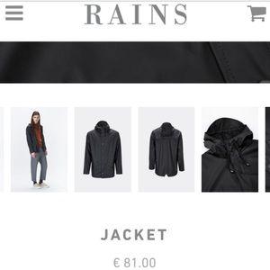 Rains Other - Rains Danish Men's Rain Jacket ☔️
