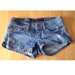 Pants - Stone Love Jean Shorts