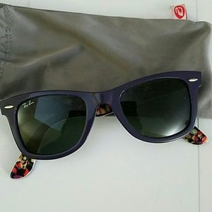 Ray-Ban Accessories - RAY BAN (Authentic) Wayfarer Special Series #1