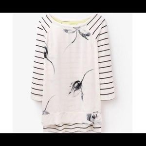Joules Tops - Joules Polly Jersey Mix Top