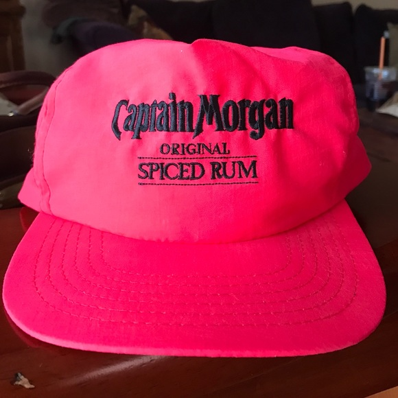 224fc71ee0cf64 Accessories | Captain Morgan 90s Snapback | Poshmark