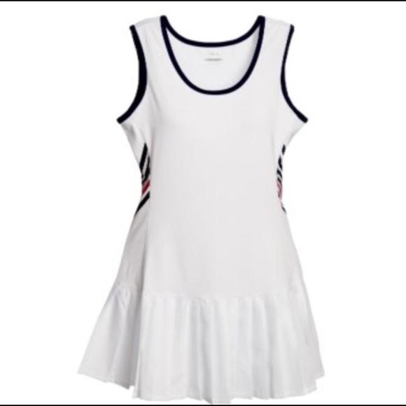 570f5a82 Fila white tennis dress🎾 NWT