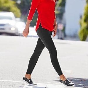 Athleta Pants - Athlete Metro High Waisted Leggings ~ Large Tall