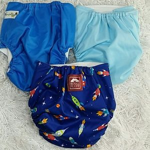Other - Blues cloth diapers.  Kid