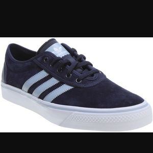 Adidas Other - ADIDAS  BLUE EASE SKATE SHOES SNEAKERS. Size 6