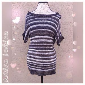 Coldwater Creek Sweaters - Coldwater Creek Metalic Sweater