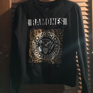 Hot Topic Sweaters - Ramones Band Pullover