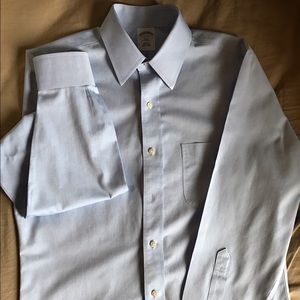 Brooks Brothers Other - Brooks brother non iron slim fit dress shirt