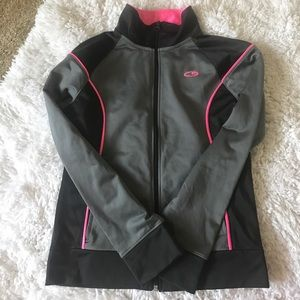CLOSET CLOSEOUT Champion Large Y workout jacket