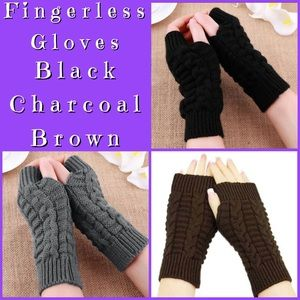 Accessories - Fingerless Gloves (Price is for ONE)