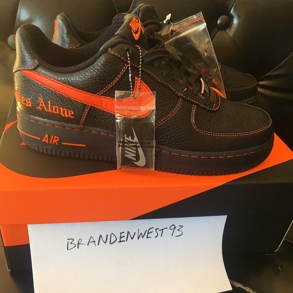 203b4cd7cc Nike Shoes | Vlone Air Force 1 | Poshmark