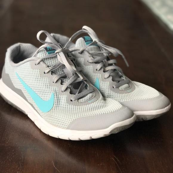 72 nike shoes grey light blue nike tennis shoes