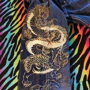 Antik Denim Denim - Antik Denim dragon jeans