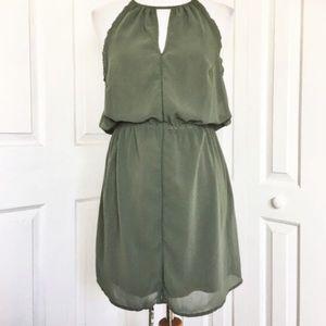 Japana Dresses & Skirts - 🆕Japana Green Dress.
