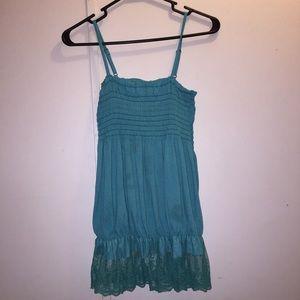 Sara Dresses & Skirts - Short Blue Sundress