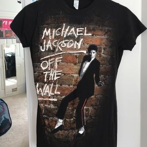 "Bravado Tops - Michael Jackson ""Off the Wall"" tee"