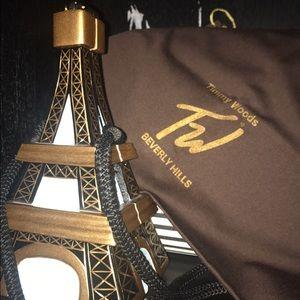Timmy Woods Eiffel Tower bag