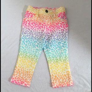 Children's Place Other - NWOT Children's Place Leopard Multi-Color Jeggings