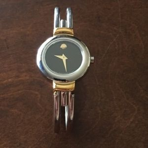 Movado Accessories - Movado Harmony Ladies bracelet watch. EUC🖤